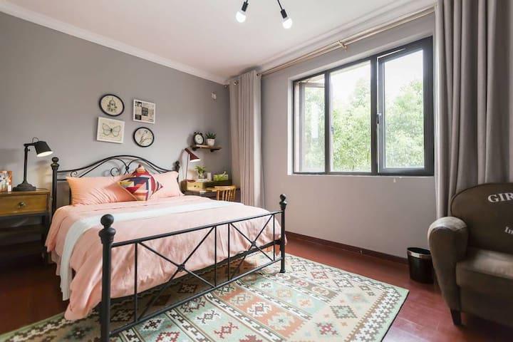 Room (3) the garden villa villa, capacious and com - 上海 - Vila