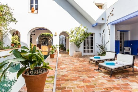 Unique & charming property for 8 with pool - Carmona - Casa