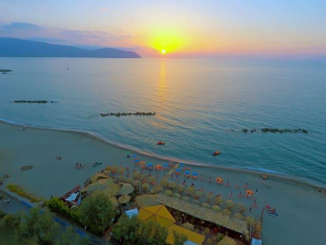 Case in Sicilia, vicino al mare, Tonnarella - Tonnarella