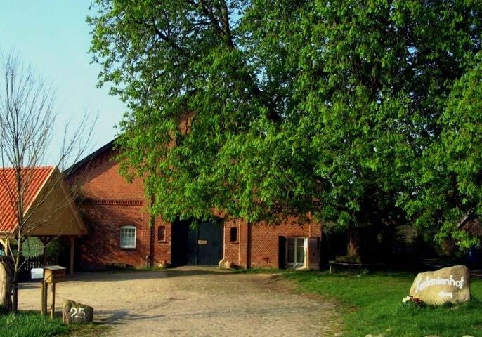 Ferien auf dem Bauernhof - Utecht - Appartement en résidence