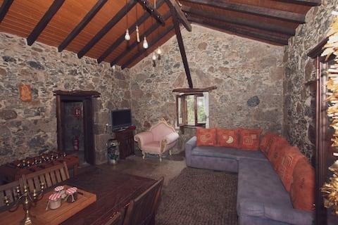 A bela casa de Juanito Artiles