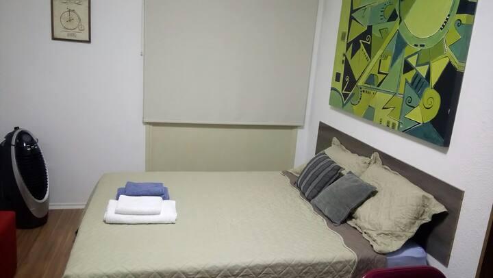 Estúdio confortável avenida Paulista ll 904