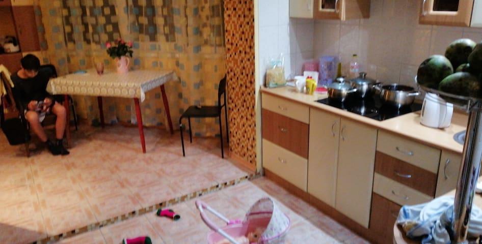 Hospedaje en familia en Kiev