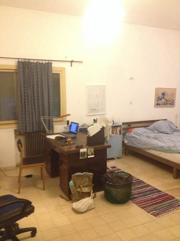 Big and quiet room - Rehovot - Casa