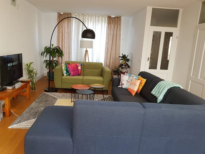 Fully furnished house in Eindhoven