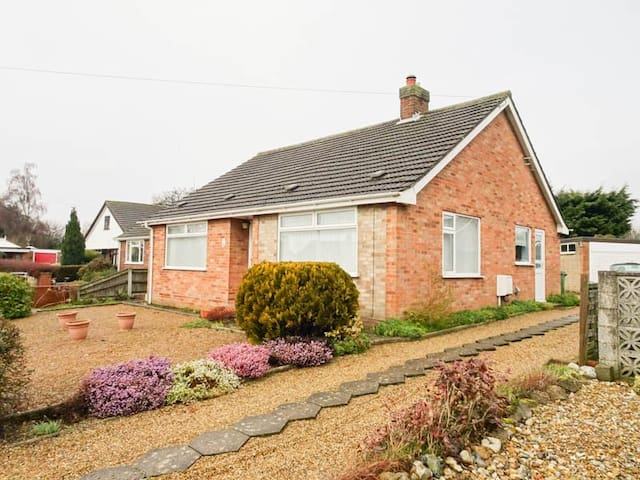 Detached Bungalow in Taverham, Norwich, Norfolk.