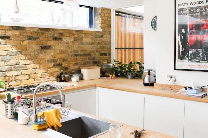 Awesomely comfy 4-bed London home - Londres - Casa