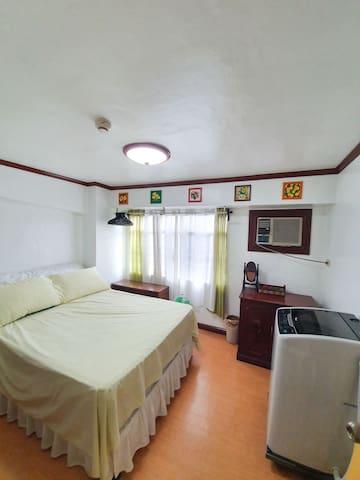 Cozy 1 Bedroom Loft Type Filipino Inspired Design