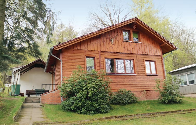 Holiday cottage with 2 bedrooms on 61 m² in Wutha-Farnoda,Mosbach
