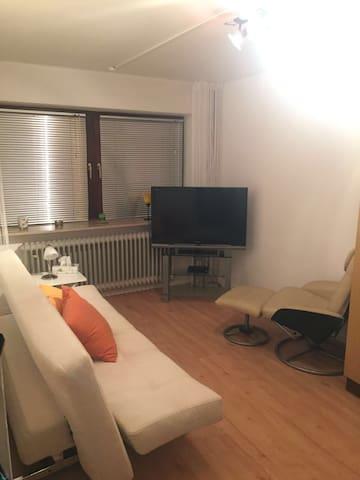 Gemütliche Einliegerwohnung Nähe FS - Pforzheim - Apartamento