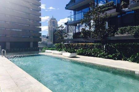 Cozy Condo-Apartment Suite in Sydney Central - Chippendale - Daire