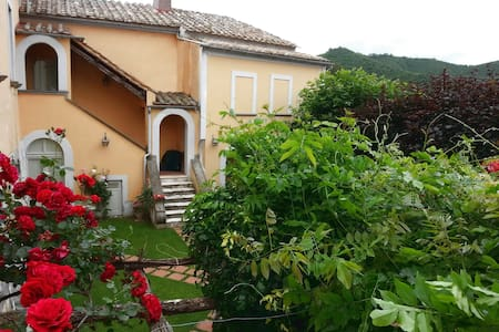 Villa d'epoca tra la Costa di Amalfi e il Cilento - Calvanico - Villa