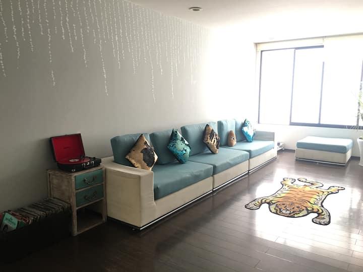 Cool apartment in La Condesa