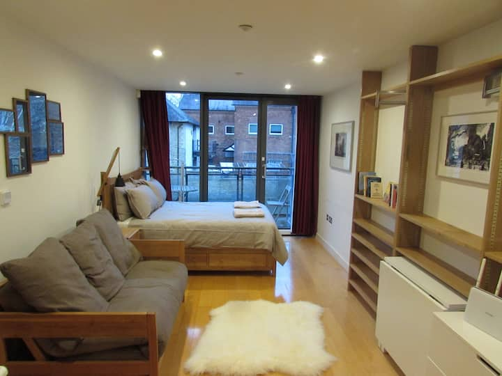 Lovely Studio Flat in the Heart of  Oxford