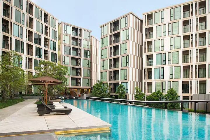 five-star standard apartment -the base uptown
