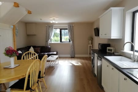 Newly built 2 bed apartment on North wexford coast