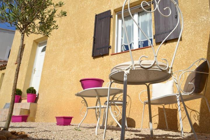 Maison provençale ds les alpilles - Saint-Martin-de-Crau - House