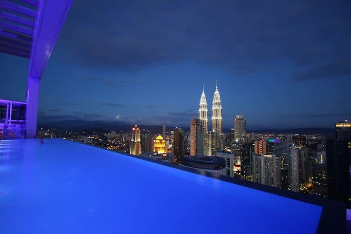 the face suite_platinum - Kuala Lumpur - Apartment-Hotel