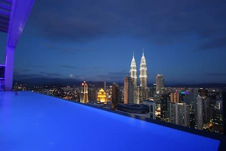 the face suite_platinum - Kuala Lumpur - Apartamento com serviços incluídos