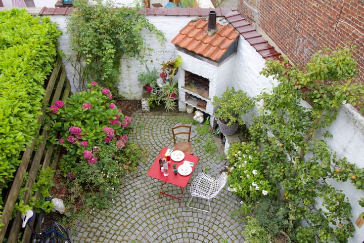 Our Cottage Crush - Uccle - Uccle - House
