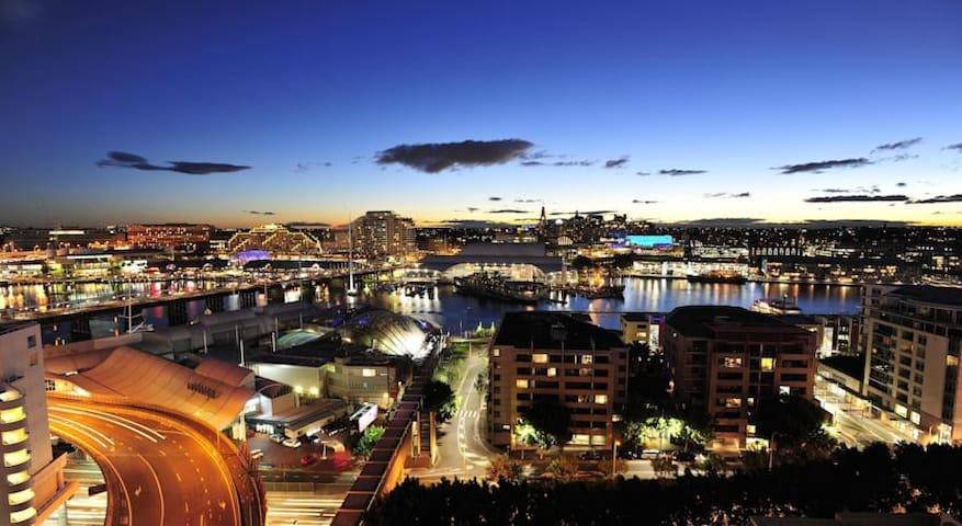 Two Level unit Sydney City - Sydney - Appartement