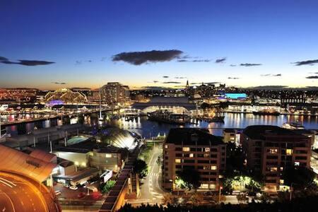 Two Level unit Sydney City - Sidney - Daire
