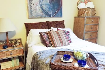 Bright Mastersuite Private Entrance Free Parking