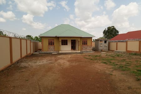 Soroti house