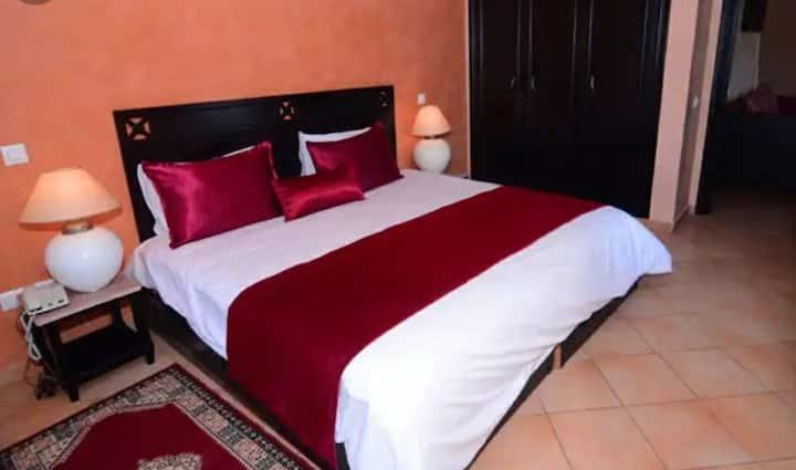 Appartement Meublé Med V Meknès