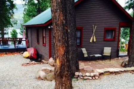 Lakefront Cabin on Vallecito Lake - Zomerhuis/Cottage