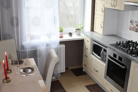 Apartment On Kirova CENTER, WiFi - Brest