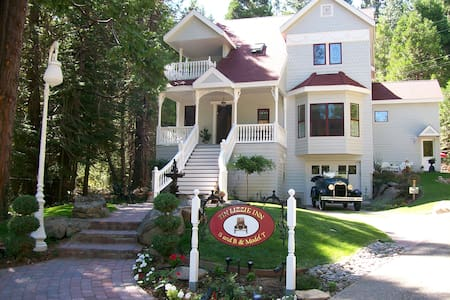 Tin Lizzie Inn B&B  - Suite Booking - Fish Camp - Bed & Breakfast