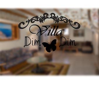 Villa Dim-Dim - Pastida - Maison