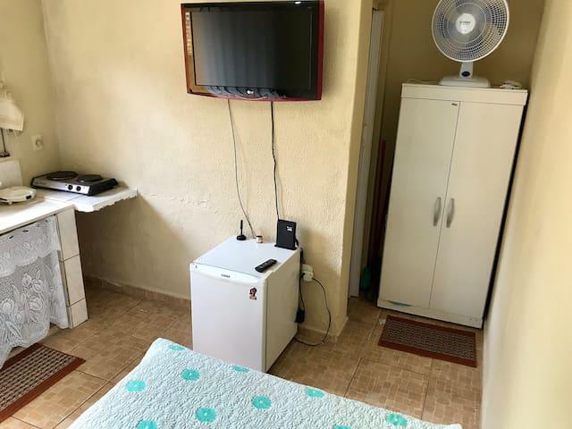 Room710 sul-  kit para casal-asa Sul-Ótimo local