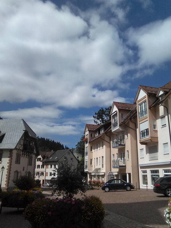 Schönes Gästezimmer im Stadtzentrum von Hornberg.