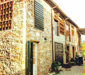 Rustic house with parking  near the city center - Lucca - Huis