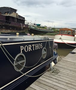 narrow boat for rent - Cuxton