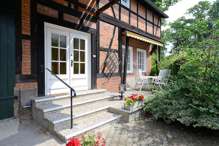 Schäferhaus Lüneburger Heide