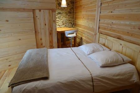 Chambre proche de la Dolce Via - Le Cheylard - Dům