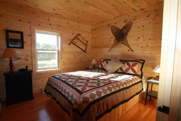 The Mallard Cabin at Loon Ridge