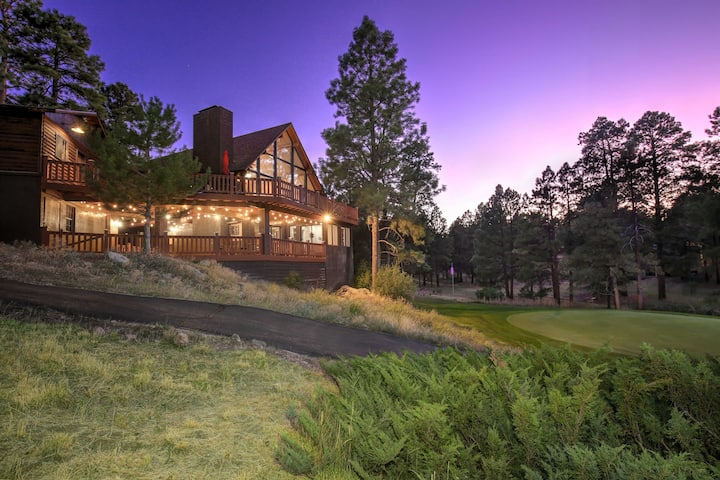 Pristine Flagstaff Cabin w/Decks & Mountain Views!