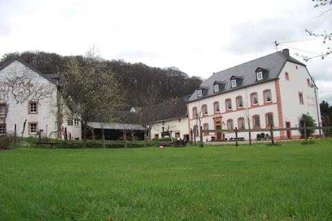 lovely apartment in traditional farm near Vianden