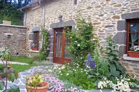 Chambres d'hôtes du Martinou - Le Cayrol - ที่พักพร้อมอาหารเช้า