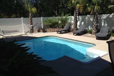 Charming 6 Bdrm Home- private pool - Destin - House