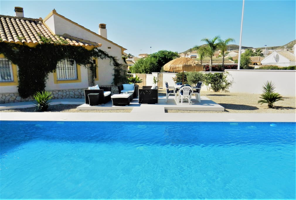 Stunning 10mtr Private Pool