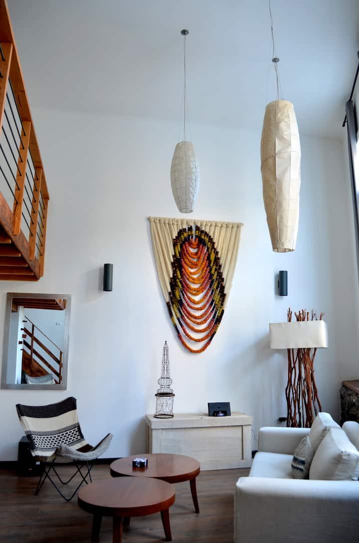 Loft Esperanza en Casa Galos- Cerro Alegre