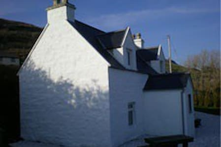 Cnoc na Loch Self Catering Cottage - Elgol - Haus