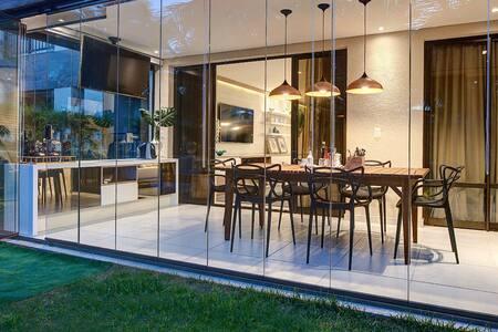 Mandara Lanai - Apartamento Térreo Luxo - Completo