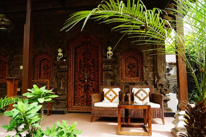 Nusa Penida guest house || Second room