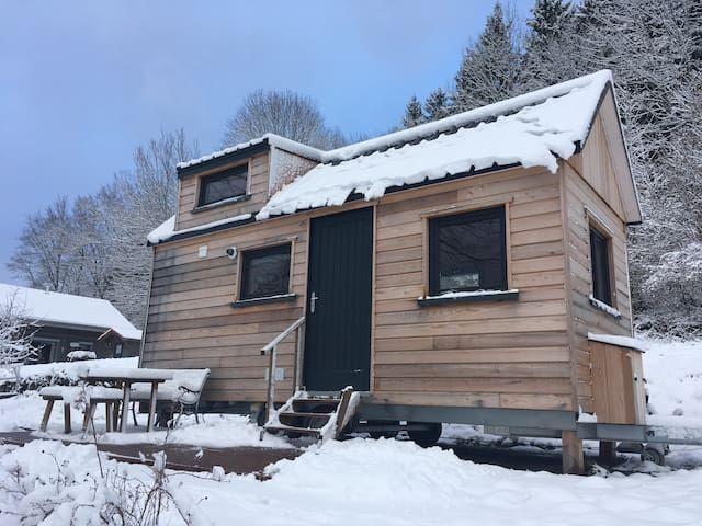 Tiny House vosgienne